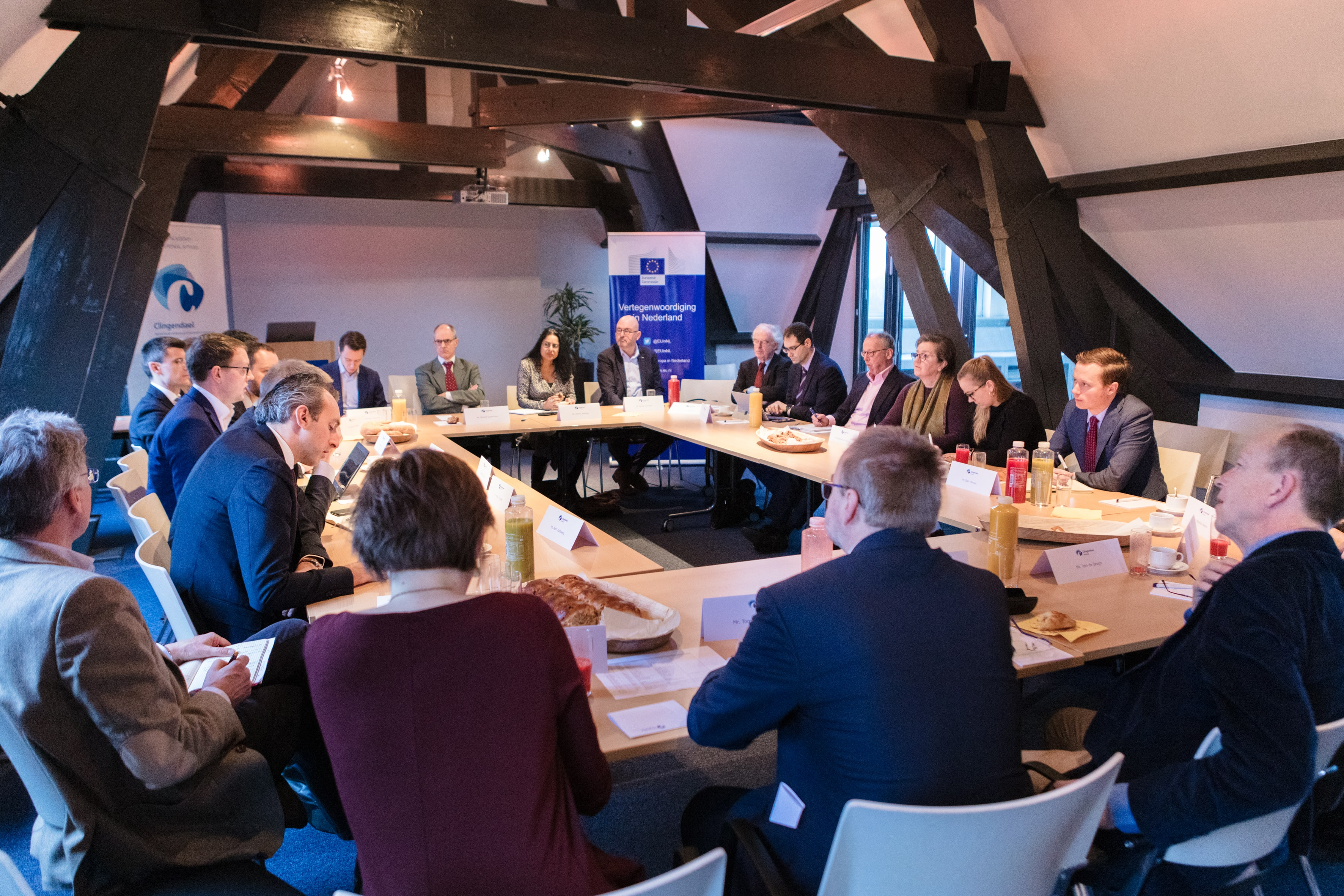 Future of Europe breakfast January 28