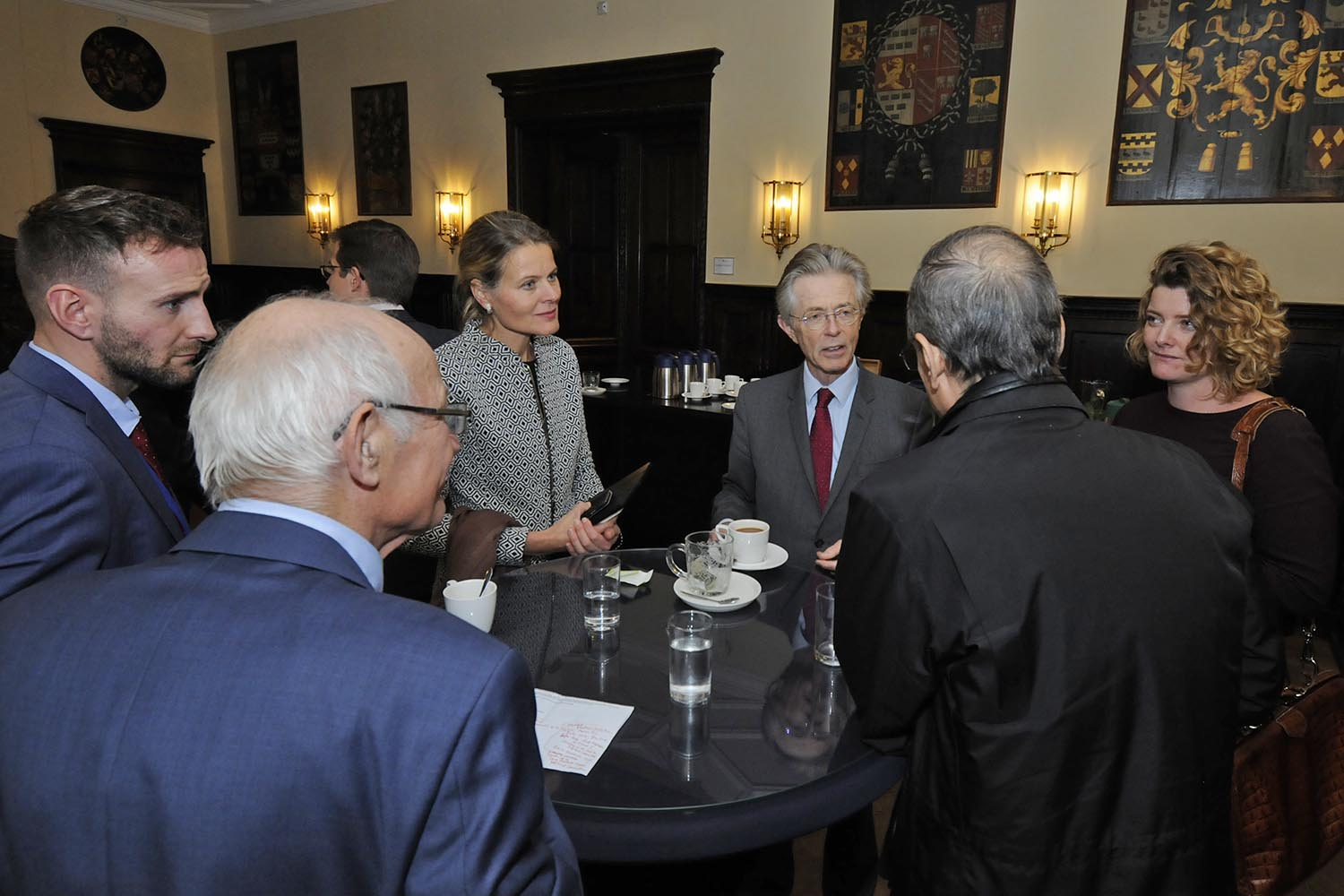 Syria expert meeting Clingendael