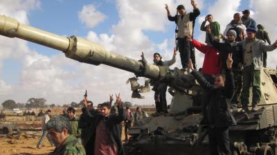 Addressing Libya's multiple crises