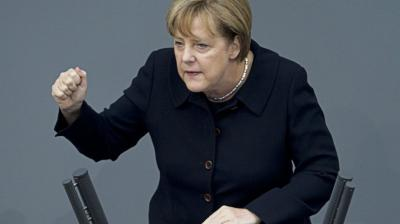 Pressure mounting for Angela Merkel