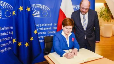 Poland and the EU: membership entails existential security
