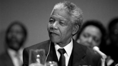Nelson Mandela: leider en verzoener