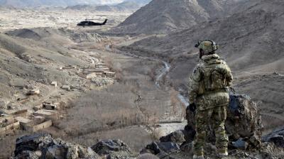 Have NATOs efforts all been in vain in Afghanistan?