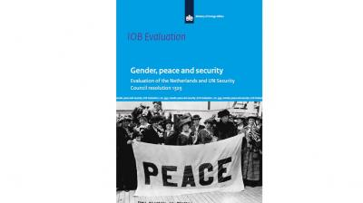 Gender, peace and security