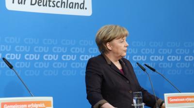 Electoral blows for Angela Merkel