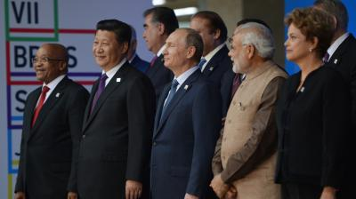 The BRICS as an EU Security Challenge: The Case for Conservatism