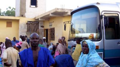 Meeting report: Security and stabilization in the Sahel region