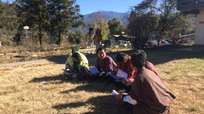 Clingendael Academy's mission to Bhutan