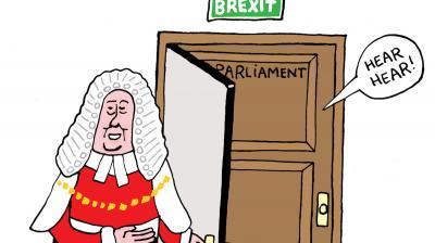 Brexiteers tonen zich slechte verliezers