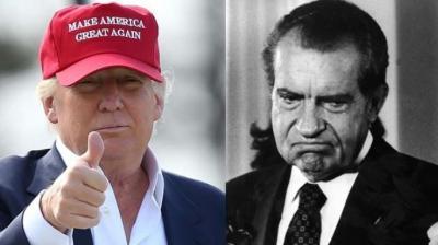 Donald Trump as a Nixonian president