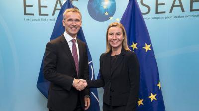 Hybride dreigingen en EU-NAVO samenwerking