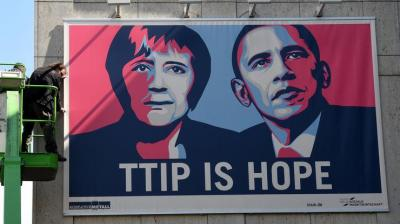 The resistible rise of TTIP