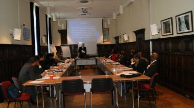 Capacity Building in Diplomatic Training: Trends, Developments & Methodological approach