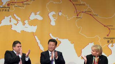 Europe and China's New Silk Roads