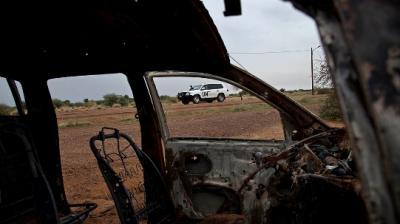 Making Mali a safer place