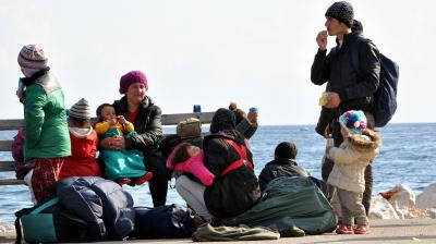 A Greek perspective: feeling alone in another European storm