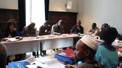 Clingendael trains representatives NGOs Mali