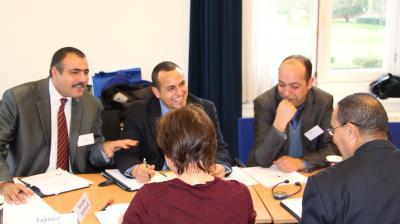 Training for the EU-Tunisia free trade negotiations