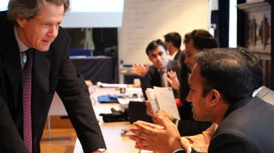 Practical diplomatic training for Bangladesh and Pakistan