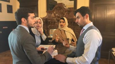 Clingendael welcomes Emirati diplomats