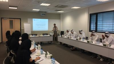 Training in diplomacy at the Emirates Diplomatic Academy