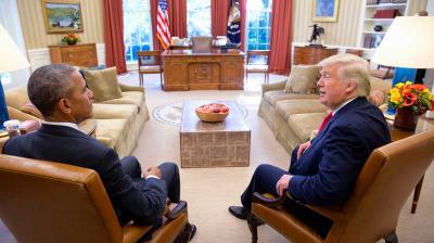 Trump: de mislukking is gezaaid