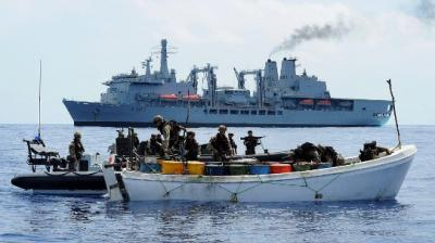 EU governance of the threat of piracy off the coast of Somalia
