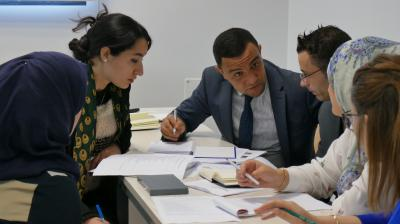 Strengthening diplomatic training cooperation with Algeria