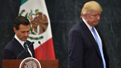 Destabilisation in Mexico
