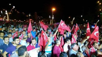 Foreign policy implications of 15 July 's coup attempt: cold Turkey?