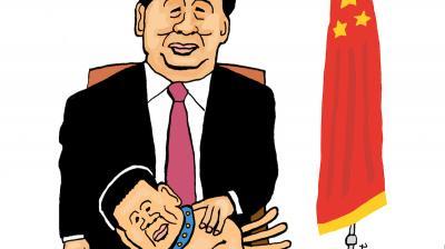 De plotse vriendschap tussen de Filipijnen en China