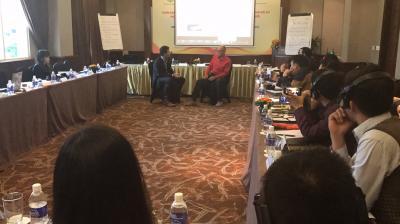 Training Vietnamese officials on UN Convention against Torture