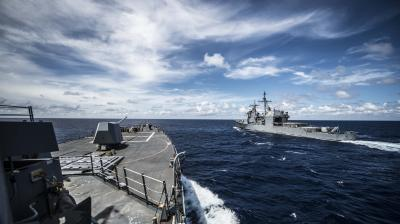 A South China Sea Conflict: Implications for European Security