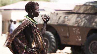 Shifting the donor narrative in South Sudan
