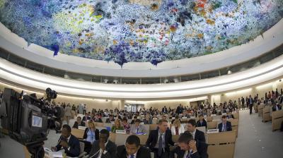Visit to the 26th session of the Human Rights Council