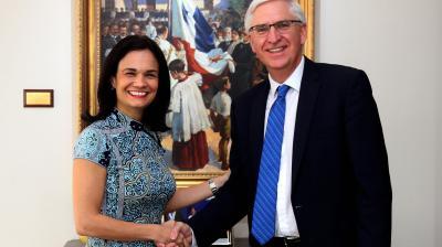 Clingendael and Panama cooperate in diplomatic training