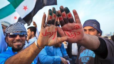 Langdurig strijd in de Levant