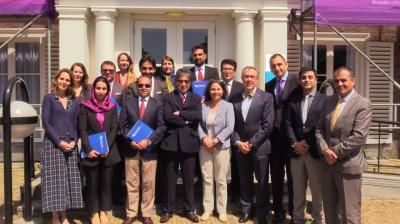 Supporting Afghanistan's Strategic Policy capacity