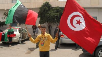 Post-revolutionary discontent and f(r)actionalisation in Maghreb