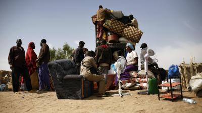 Migration & conflict