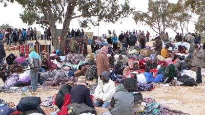 Sending migrants back to Libya? Possibly counterproductive