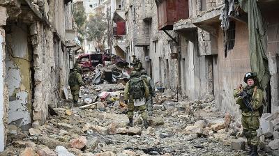 Syria in 2013: preparing for persistent turmoil?