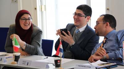 Negotiation & mediation in conflict resolution