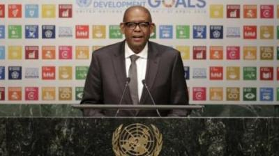 The geopolitics of implementing Sustainable Development Goal 16