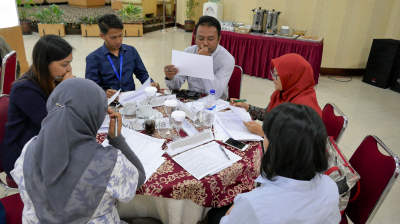 New diplomatic skills training for Indonesia