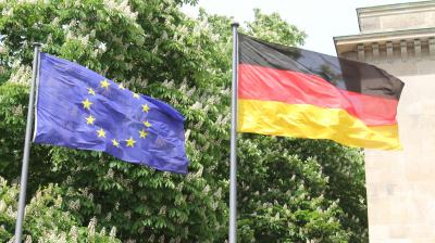 Positions of German political parties on the EU