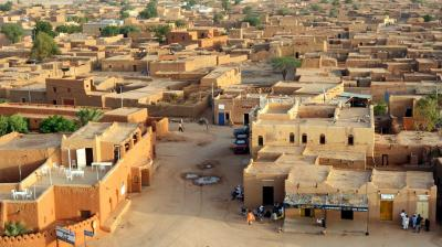 Roadmap for sustainable migration management in Agadez