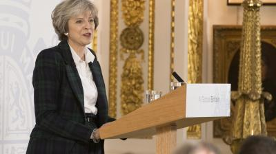 Podcast: May's Brexit Speech