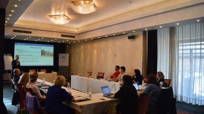 Training of Trainers Workshop in Bosnia & Herzegovina