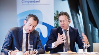 Podcast: Jeroen Dijsselbloem on the future of the Eurozone
